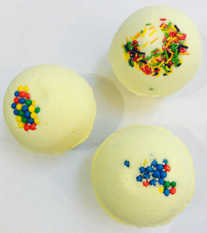 Candy Crush Bath Bomb Shot