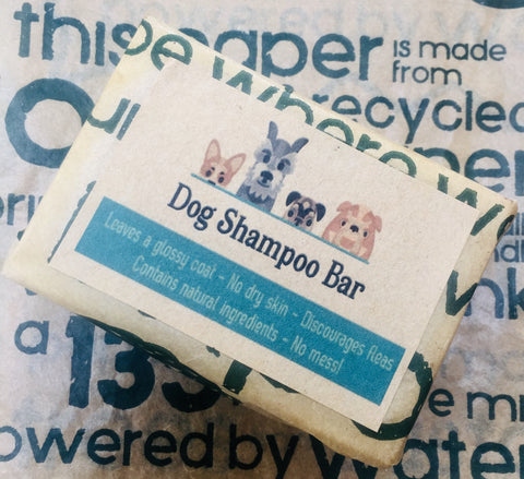 the soap loaf company dog shampoo bar solid cosmeti-craft