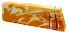 Orange Artisan Olive Oil Soap
