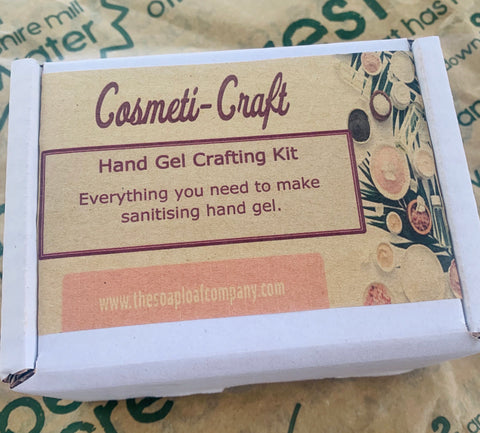 Hand Gel Making Kit