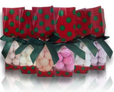 'Cute for Christmas' Bath Marbles Bag