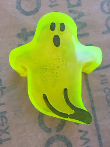 Glowing Ghostie Soap
