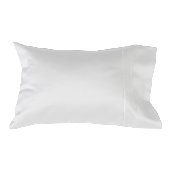 Travel size pillowcase white