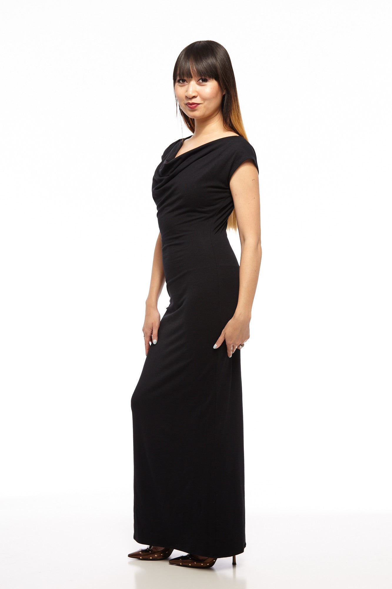 Maxi 2-Way Reversible Dress