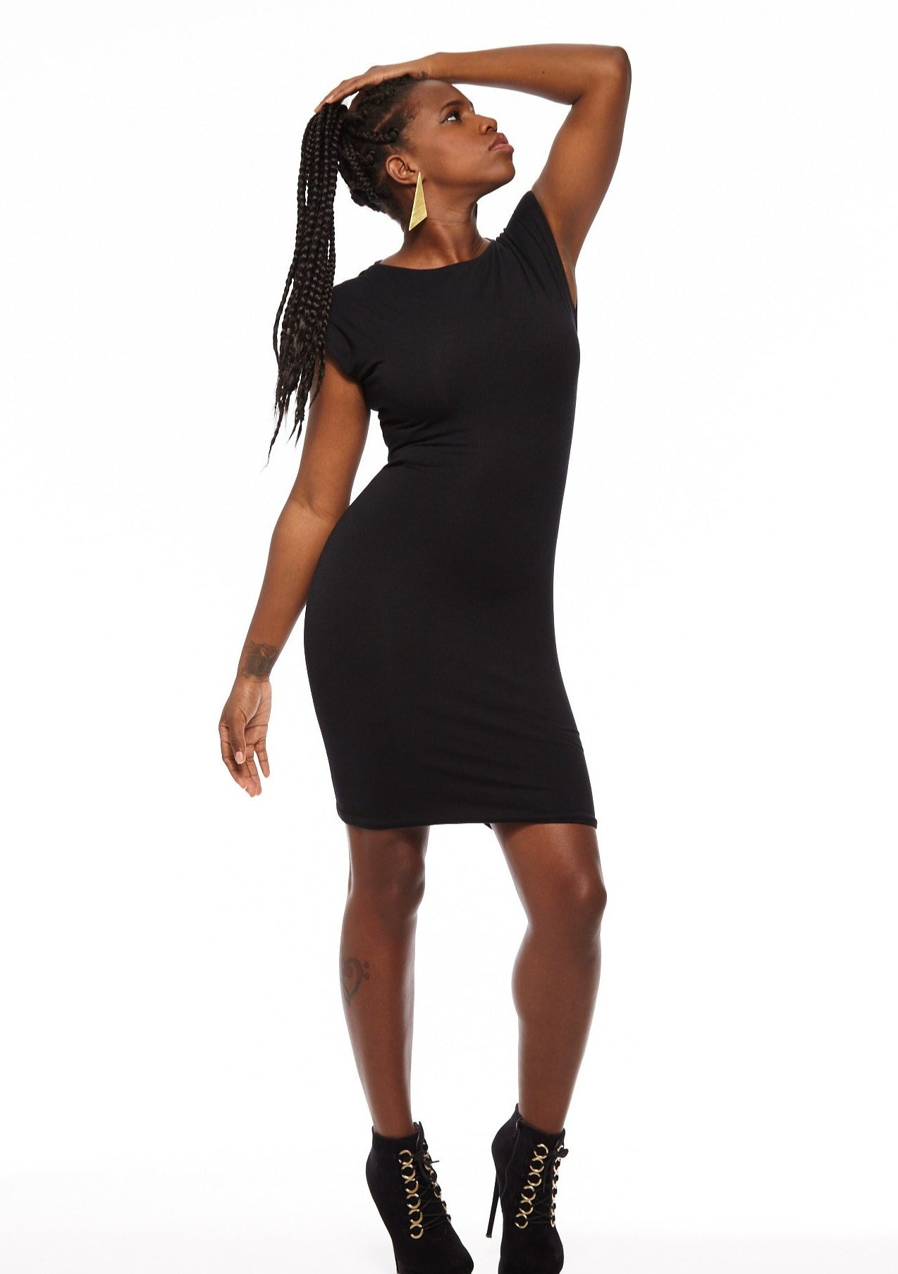 Original 2-Way Reversible Dress