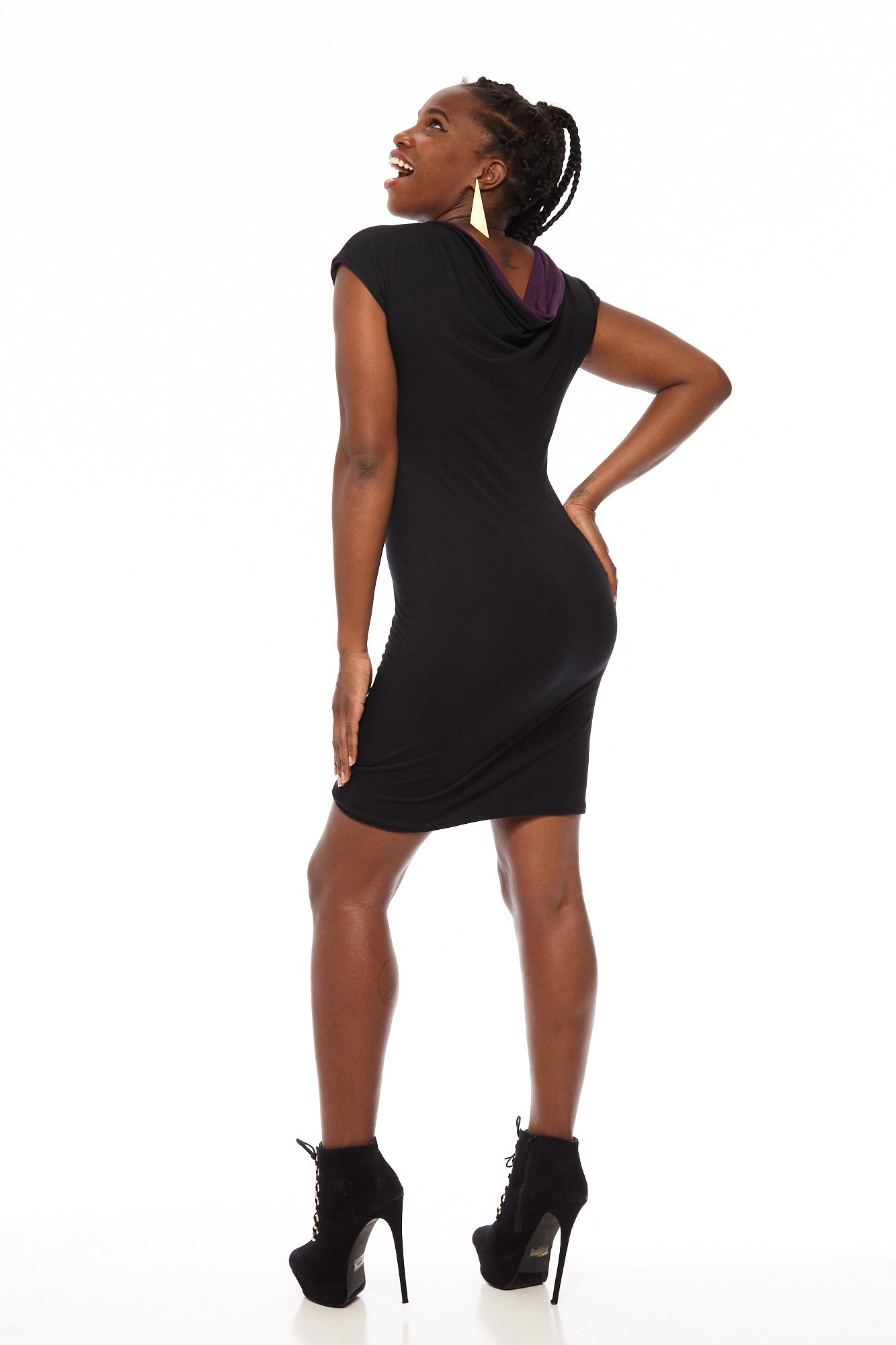 Original 4-Way Reversible Dress