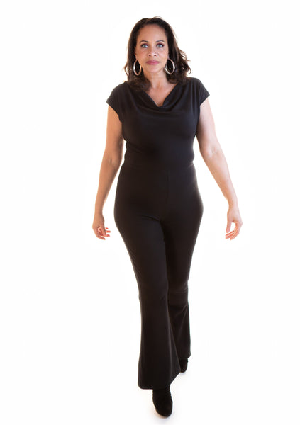 Bellbottom Jumpsuit