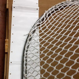 8U Ice Hockey goal fender skirting