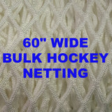 Bulk Ice Hockey Netting, 60