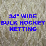 Bulk Ice Hockey Netting, 34