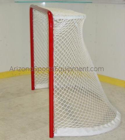 Regulation size Ice Hockey Goal