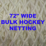 Bulk Ice Hockey Netting, 72