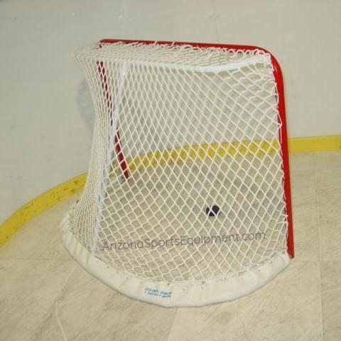 "6' x 4' Ice Hockey Goal, NHL Regulation, 2 3/8"", Tournament style"