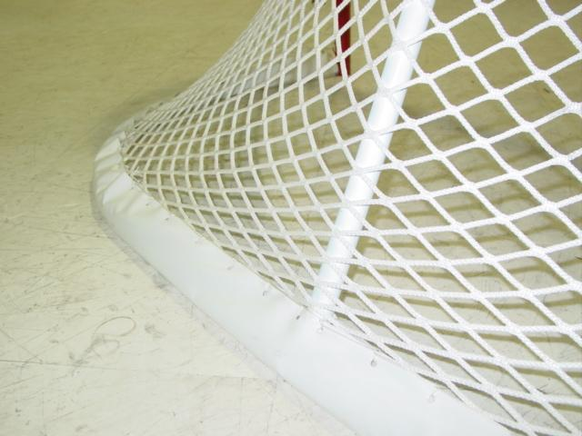 Regulation Size Ice hockey goal skirting
