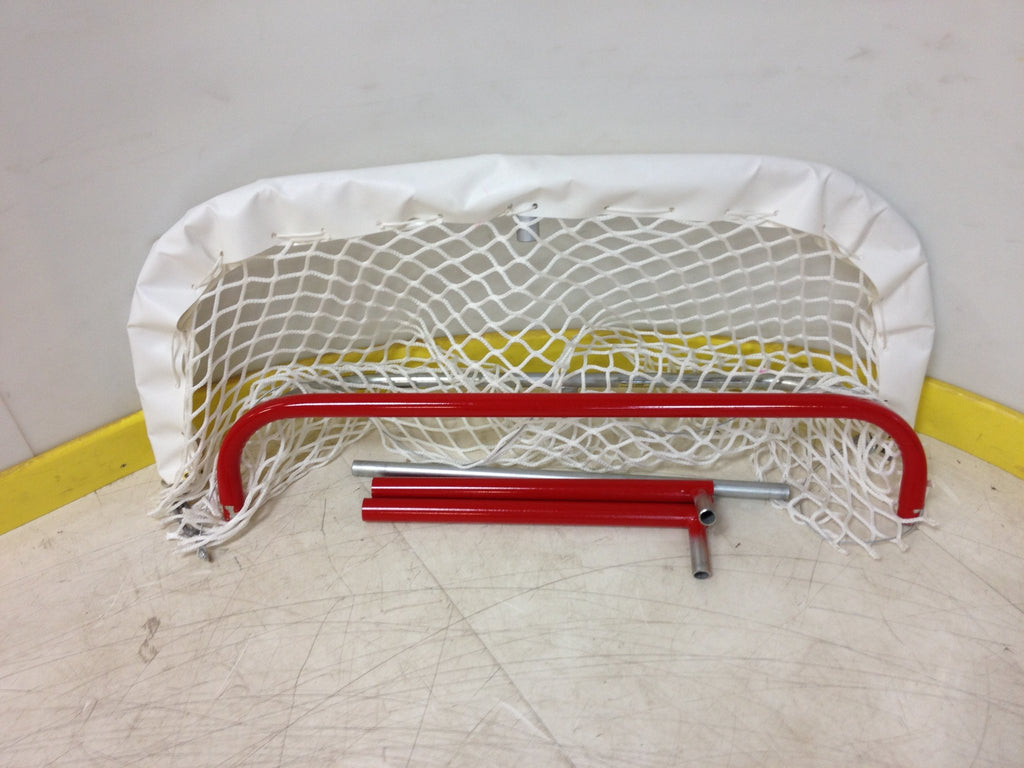 ADM 6U 36 x 24 Portable Ice Hockey Goal storage