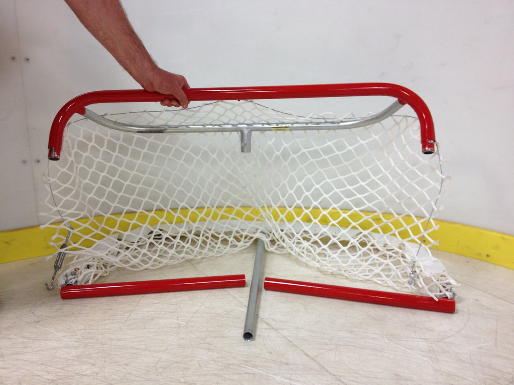 ADM 6U 36 x 24 Portable Ice Hockey Goal - easy disassembly