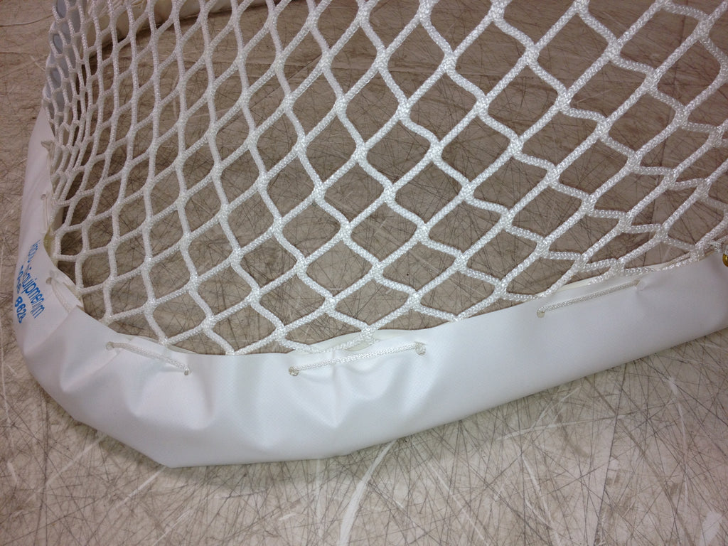 "48"" x 36"" 8U ADM Ice Hockey Goal, one piece welded, 2"" Intermediate/Junior  style"