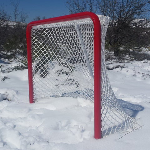 "36"" x 24"" 6U Ice Hockey Goal, 2"" Mini-Mite Tournament style"