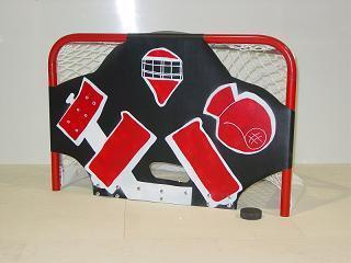 6U 36 x 24 hockey goal target goalie replacement
