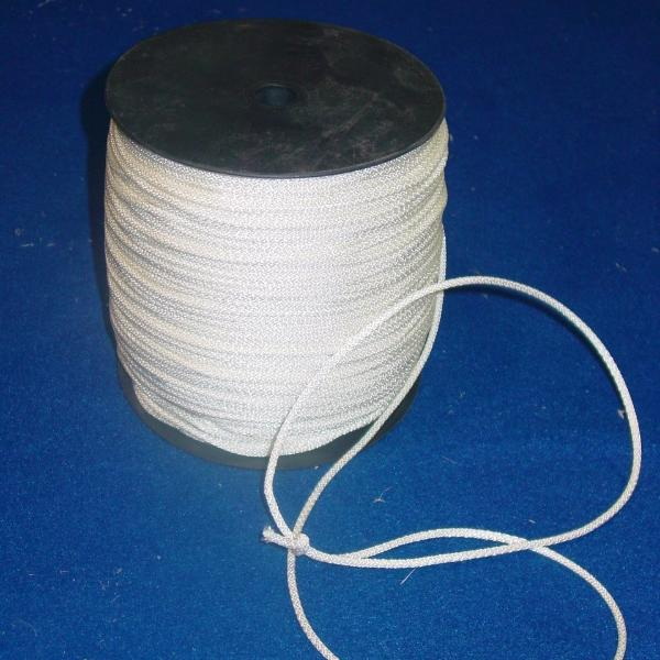 Hockey netting lacing cord