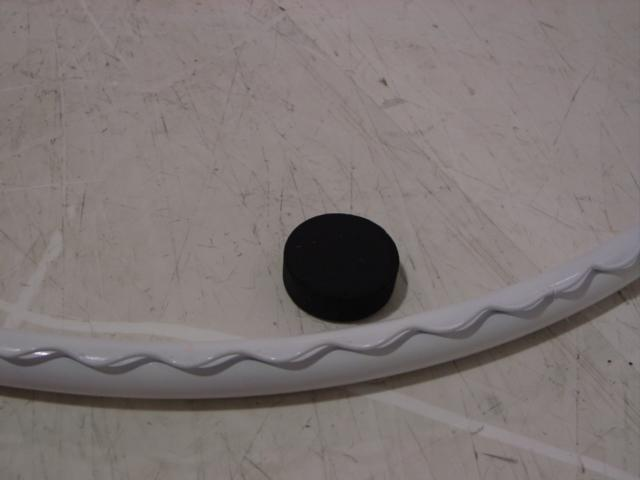 "54"" x 36"" ADM 8U Ice Hockey Goal, one piece welded,  2"" Intermediate/Junior style"