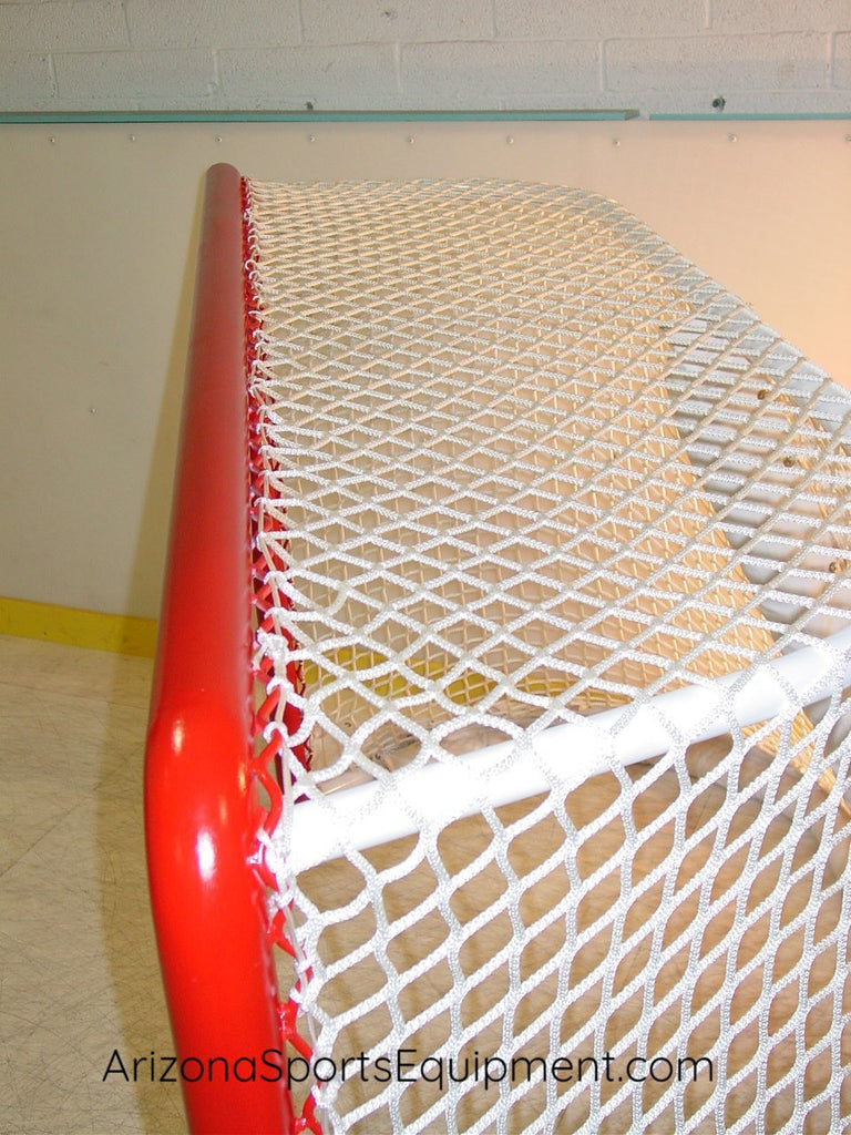 NHL Regulation Ice Hockey Goal, top shelf