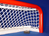 Pond Hockey Net with pad