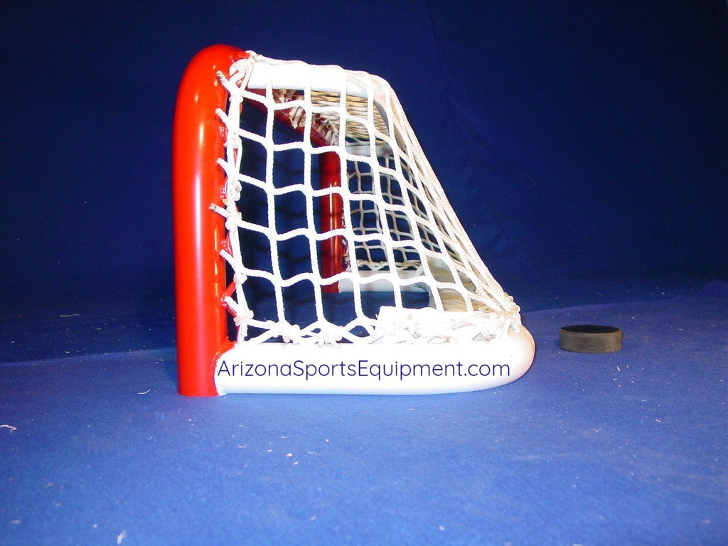 Pond Ice Hockey Net