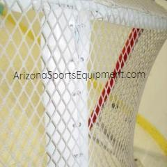 "48"" x 36"" 8U Hockey Goal, 2"" Intermediate/Junior Tournament style"