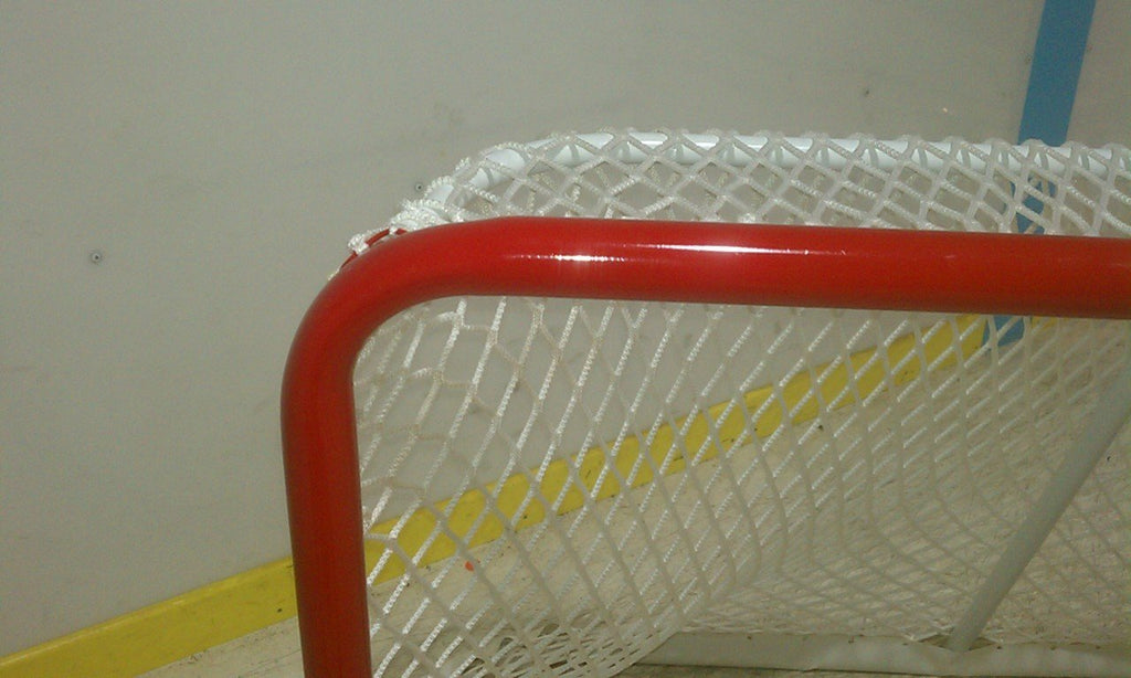 "54"" x 36"" ADM 8U Hockey Goal, one piece welded,  2"" Intermediate/Junior style"