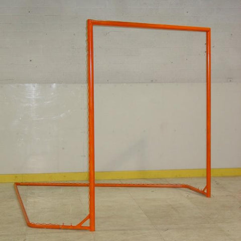 "Indoor Lacrosse goal, 57"" x 48"", Heavy Duty 2"" steel"