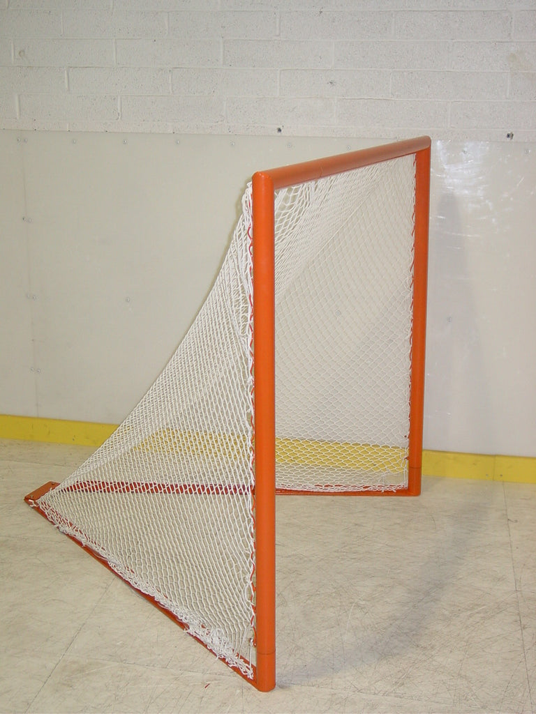 "48"" x 48"" BOX lacrosse size LAX goal, institutional use"