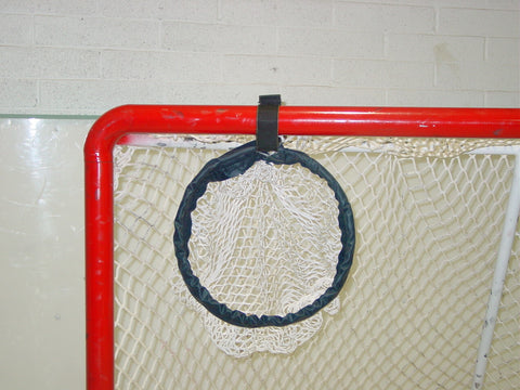 Hockey Goal target,  Sniper's Choice, Yellow