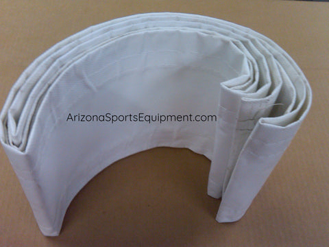 "Net Protective Skirting 118"" 6' x 4' Hockey Goal Skirting"