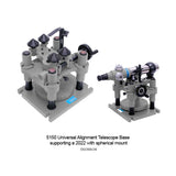 Alignment Telescopes with Universal Bracket