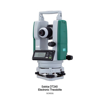 Sokkia DT240 Theodolite with Micrometers