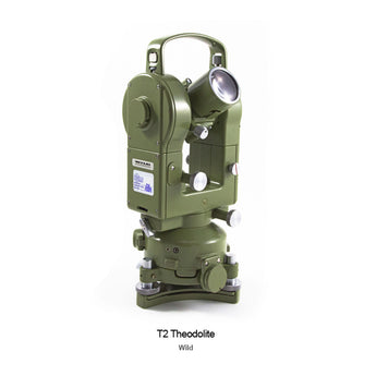 Wild T2 Theodolite with Micrometers