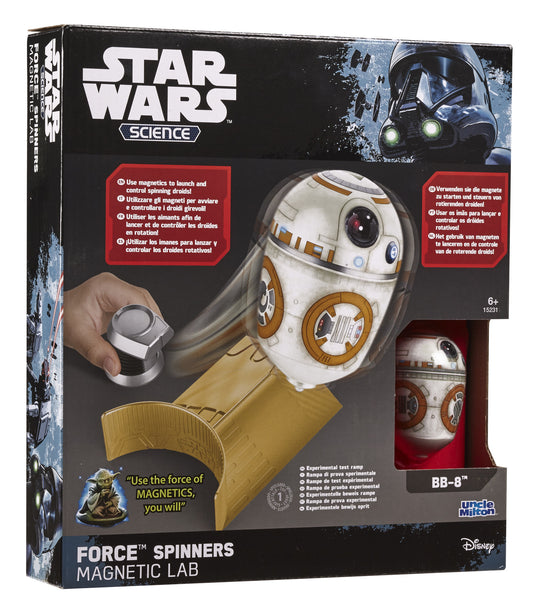 BB-8 Force Spinners Magnetic Lab