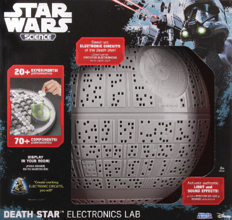 Death Star™ Electronics Lab