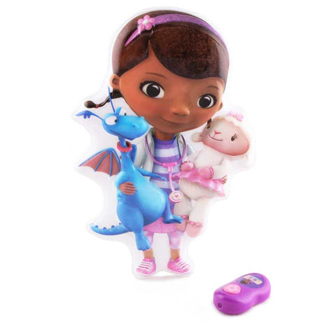 Doc McStuffins Wall Friends