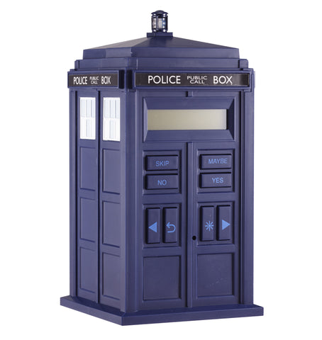 Doctor Who TARDIS 20Q® Game