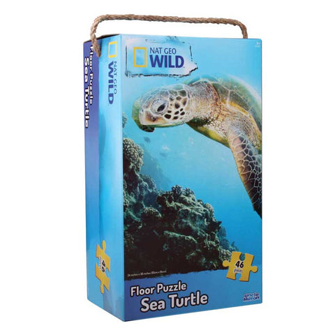 Sea Turtle Floor Puzzle