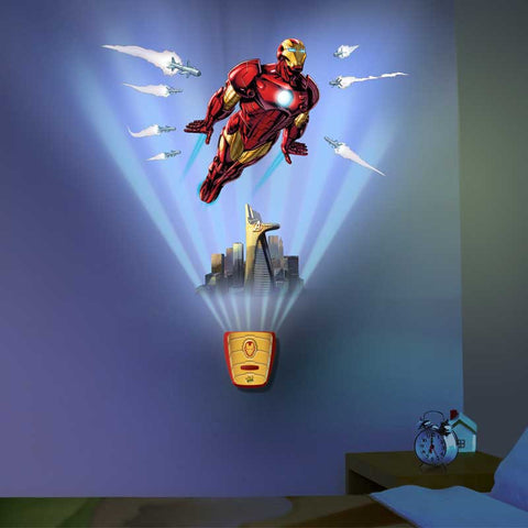 Iron Man Wild Walls
