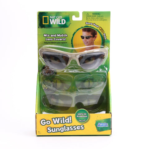 Go Wild Sunglasses™