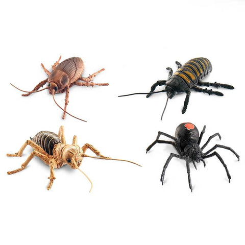"Rev-Ups ""Scurry and Scare Bugs™"" 4-Pack"