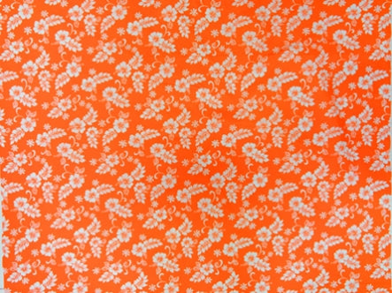 Hawaiian Fabric - FLORAL DESIGN 1