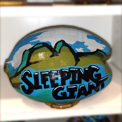 Sleeping Giant Coconut