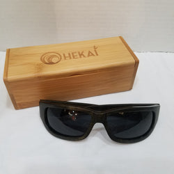 Honolua Ohekai Bamboo Sunglasses