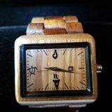 Bean and Vanilla Koa watch