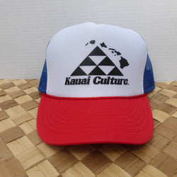 Kauai Culture Trucker 'Merica